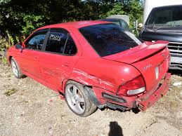 2003 Nissan Sentra SE-R Spec V Quality Used OEM Replacement Parts ...