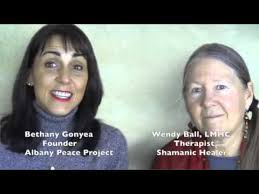 1.13.15 Wendy Ball, Therapist & Shamanic Healer - Global Peaceful Cities  Project