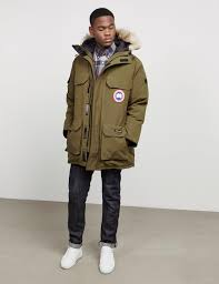 Lyst - Canada Goose Expedition Parka in Green for Men - Save  20.195930670685755%