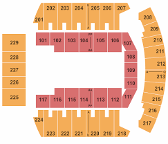 Bismarck Civic Center Seating Chart Bismarck
