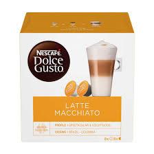Купить <b>капсулы NESCAFE</b> Dolce Gusto <b>Latte Macchiato</b>, 194г в ...