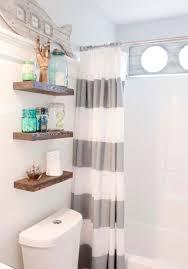 Bathroom Ideas: Corner Bathroom Wall Shelves Under Fish Shaped ...