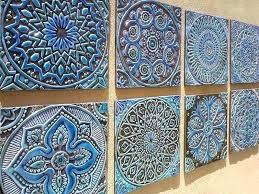 full size of ceramic flower wall decor blue target white fresh decorating marvelous wal large uk