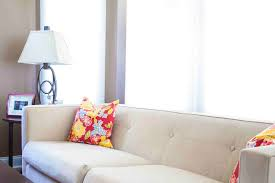Living Room Furniture Leather And Upholstery Upholstery Cleaning Couch With Throw Pillow Idolza