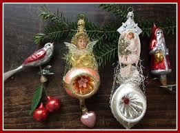 Nostalgie Christbaumschmuck Nostalgia Christmas Tree