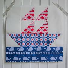 Sailboat Quilt Pattern New Decoration