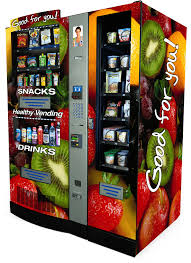 Healthy Snacks Vending Machine Business
