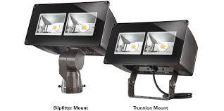 led floodlight outdoor energy saving commercial industrial lumark night falcon led floodlight luminaire lighting story