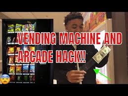 Vending Machine Life Hack Gorgeous Hack A Vending Machine