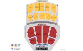 Stifel Theatre St Louis Tickets Schedule Seating