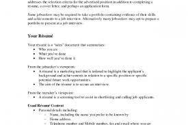 sample objective 10 a good retail resume objective what not to say in what to say in a resume objective