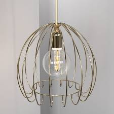 industrial contemporary lighting. nordlux cage copper pendant light 83103035 - scandinavian, industrial, contemporary lighting www. industrial a