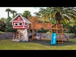 Super Cool diy project | Childrens Play Equipment for the Garden amazing diy  ideas