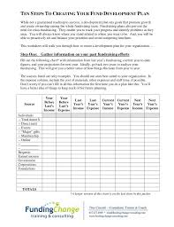 Fundraising Plan Template Fundraising Planning Worksheet Event Planning Quotes