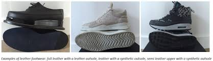 What are the opportunities for <b>leather</b> on the <b>European</b> footwear ...