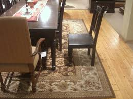 Dining Room Charming Rugs Under Dining Tables For Your Dining Room