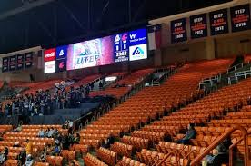 Don Haskins Center El Paso Seating Chart Don Haskins Center 151 Glory Rd El Paso Tx Stadiums Arenas