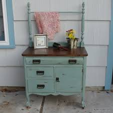 repurposed antique furniture. Refinished Antique Dresser Or Wash Stand By Fezfactiry On Etsy Repurposed Furniture