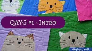 Quilt as You Go #1 - The Basic Technique - YouTube &  Adamdwight.com