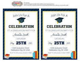 Free Printable Graduation Ceremony Invitations Download Them Or Print