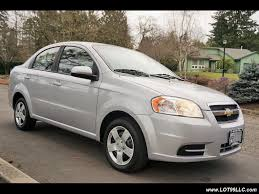 2010 Chevrolet Aveo LS Automatic 35 MPG for sale in Milwaukie, OR ...