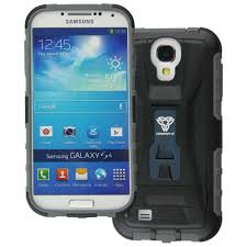 samsung galaxy s4 phone black. armor-x cases rugged case kickstand clip for samsung galaxy s4 black phone