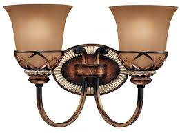 minka lavery 5742 206 aston court 2 bath lighting in aston court bronze with avorio mezzo glass shade