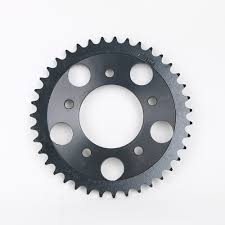 39t 42t 44t 45t Gear 525 Motorcycle Rear Front Chain