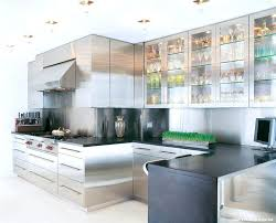 metal kitchen cabinets shapely glass cabinet and metal kitchen cabinets with black also modern stove metal metal kitchen cabinets