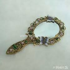 Victorian hand held mirrors 19th Century Hand Most Antique Hand Mirrors Are On Tables Face Downbut This One Is So Pretty Face Up Pinterest 60 Best Hand Mirror Obsession Images Dressing Tables Powder Room