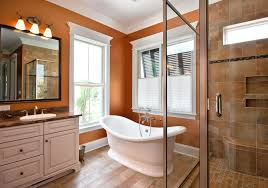 rustic paint colorswarm paint colors bathroom rustic with bright transitional