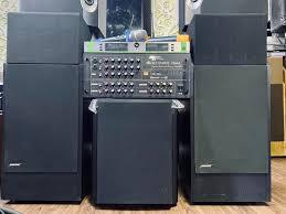 Một dàn karaoke cao cấp trọn vẹn: Amply Jarguar Loa trầm JBL 4 loa Bose  Mang lại trải nghiệm karaoke hàng đầu ngay tại phòng khách nhà bạn. Hãy đến  với Ruby