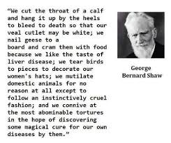 george bernard shaw quotes vegetarianism image quotes at com george bernard shaw vegan aura via com