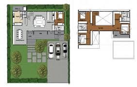 Com os ambientes sociais integrados, promove a conexão dos membros da residência. Plantas De Casas Mais De 100 Lindos Modelos Para Voce