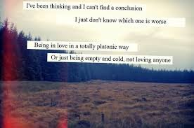Platonic Love Quotes Best I Would Rather Love Platonically Than Not Love At All Blah