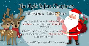 Christmas Event Christmas Event For Families In Nottinghamshire Sundown