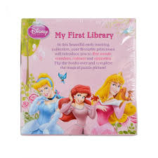 disney my 1st library 6 books with