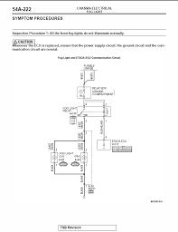 wiring diagram for factory fogs net drives 2008 evo x gsr