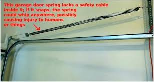 garage door cable repair cost yellow garage door spring garage door extension spring garage door diy