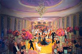 the rainbow room nyc live event painting at a very special birthday party a gift