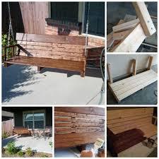 Diy Porch Swing Diy Porch Swing Ideas