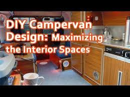 Van Interior Design Impressive Design