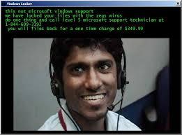 Vindowslocker Ransomware Mimics Tech Support Scam Not The