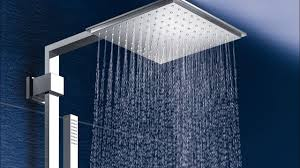 grohe euphoria cube l system 230 shower system with thermostatic mixer