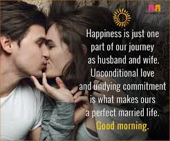 Good Morning To Husband Quotes Best of Good Morning Love Quotes For Husband 24 Sweet Quotes For Him