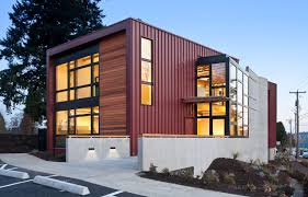 office building architecture design. Tanner Office Building, Exterior, Entry Building Architecture Design