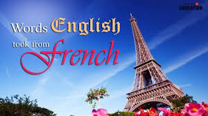 13 English Words That Actually Came From France Education Today News
