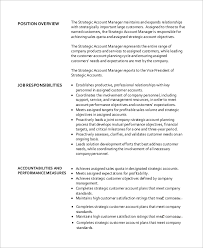 10+ Accounting Manager Job Description Samples | Sample Templates