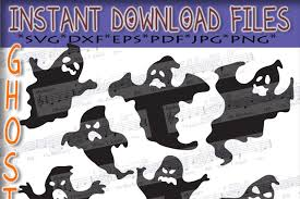 Freesvg.org offers free vector images in svg format with creative commons 0 license (public domain). Halloween Ghosts Svg Halloween Ghosts Ghosts Svg Ghost 40131 Svgs Design Bundles