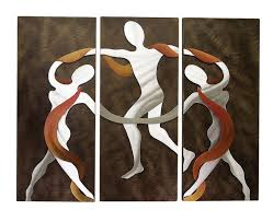 contemporary wall panel sculpture free